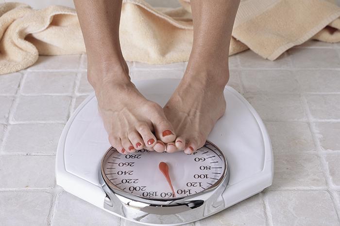 Excesso de peso não