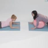 Exercícios abdominais corretos no chão (III)