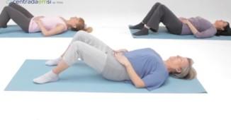 Exercícios básicos do abdómen profundo e pavimento pélvico (I)
