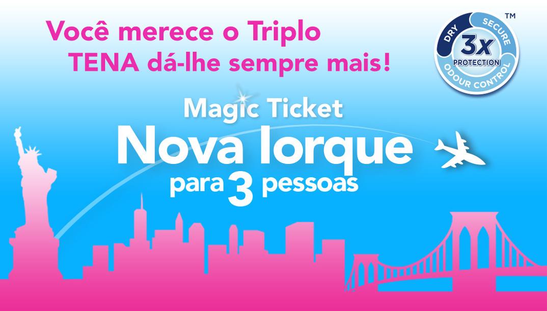 Magic Ticket