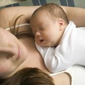 Enfrentar a maternidade