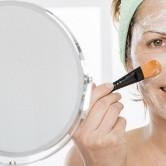 Máscaras naturais para a sua pele