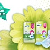 Gama TENA Lady Discreet: produtos Cinco Estrelas