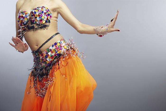 dança do ventre e pavimento pélvico