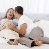 Durante a gravidez, desfrute do sexo a 100%