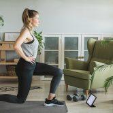 Desporto em casa: conselhos para um confinamento saudável