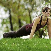 Que exercícios abdominais não prejudicam o pavimento pélvico?