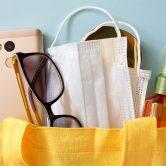 10 objetos anti-coronavírus que não devem faltar na sua bolsa