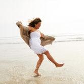 Nas férias, esqueça-se da incontinência
