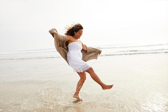 Nas férias, esqueça a incontinência
